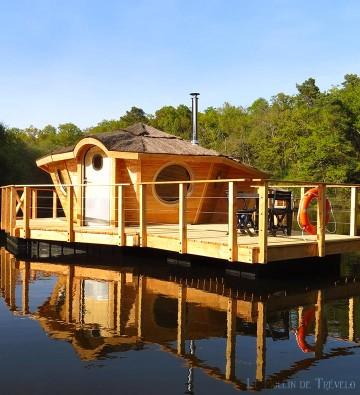 Cabane flottante FAMILIALE